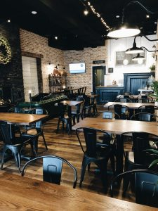 private event venue with tables and chairs in lancaster pa
