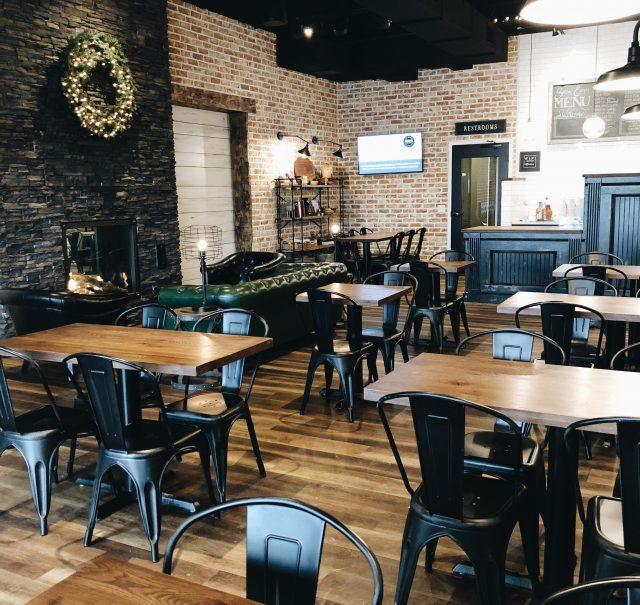 lancaster cafe dining area