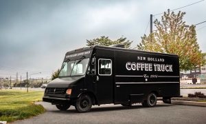coffee and food truck in lancaster