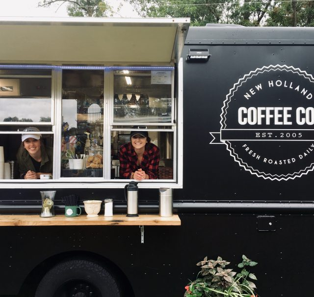 lancaster pa coffee company food truck